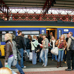 Dutch Railways Travellers (NS)